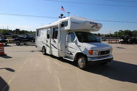 2006 BORN FREE 26RSB for sale at Texas Best RV in Humble TX