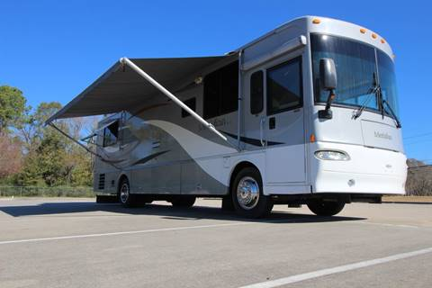 2007 Itasca Meridian Se 36sg For Sale In Humble Tx