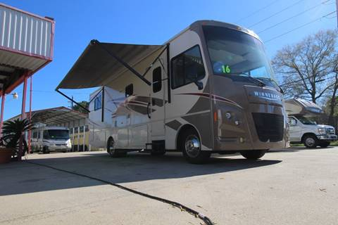 2016 Winnebago VISTA 31KE for sale at Texas Best RV in Humble TX