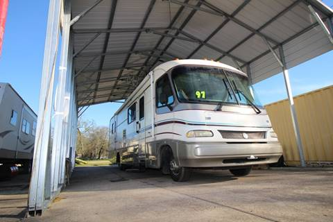 1997 Holiday Rambler VACATIONER 35SG for sale at Texas Best RV in Humble TX
