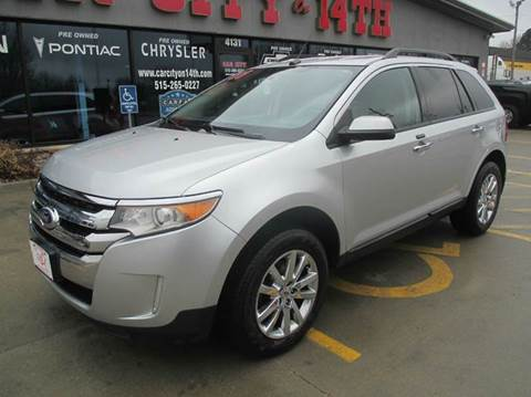 Ford Edge For Sale In Des Moines Ia