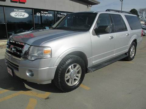 2010 Ford Expedition EL for sale in Des Moines, IA