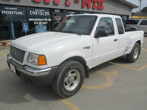 2001 Ford Ranger for sale in Des Moines, IA