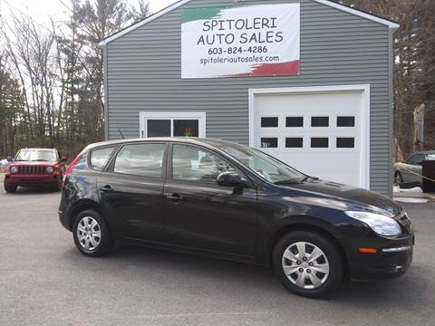 2011 Hyundai Elantra Touring for sale in Derry, NH