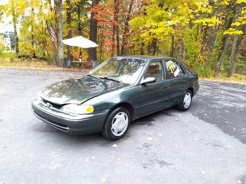 2002 Chevrolet Prizm for sale in Derry, NH