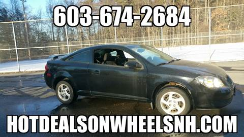 2008 Pontiac G5 for sale in Derry, NH