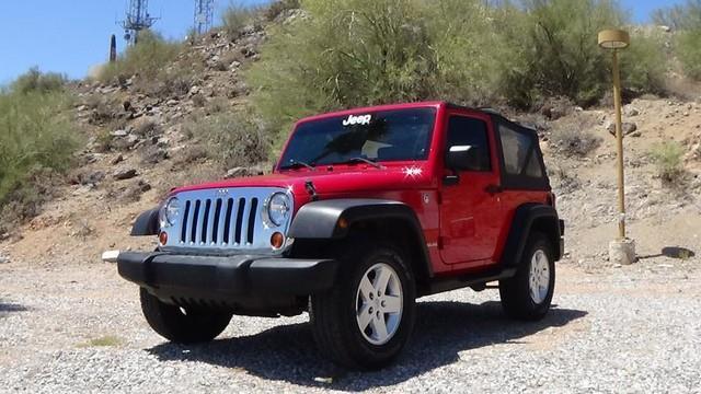 2008 Jeep Wrangler 4x4 X 2dr SUV - Mesa AZ