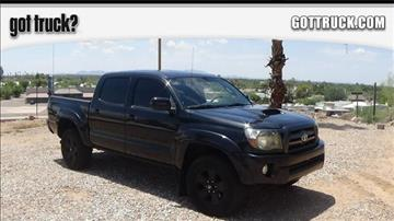 2010 Toyota Tacoma for sale in Mesa, AZ