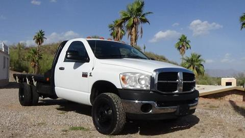 2009 Dodge Ram Chassis 3500 for sale in Mesa, AZ