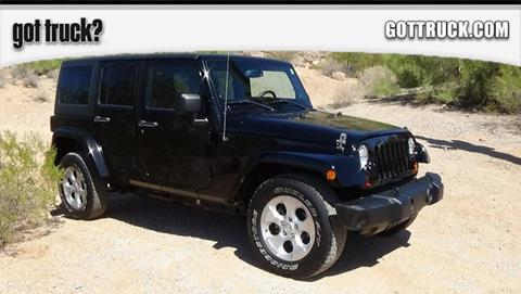 2013 Jeep Wrangler Unlimited for sale in Mesa, AZ