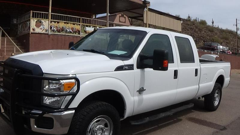 2013 ford f-350 super duty xlt in mesa az - got truck corporation