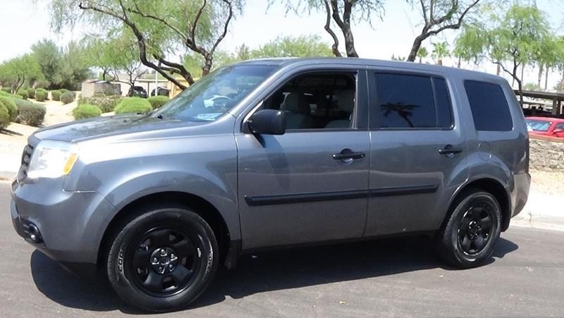 2013 Honda Pilot For Sale At GOT TRUCK CORPORATION In Mesa AZ