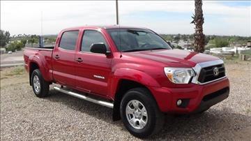 2014 Toyota Tacoma for sale in Mesa, AZ