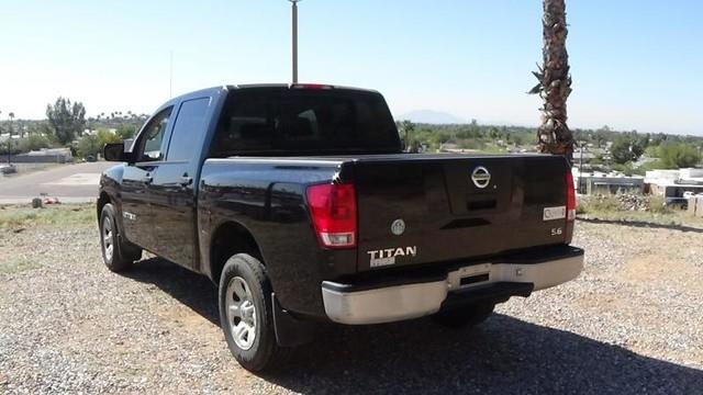 2006 Nissan Titan XE 4dr Crew Cab 4WD SB - Mesa AZ