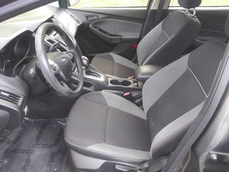 2012 Ford Focus SE 4dr Sedan - Alpharetta GA