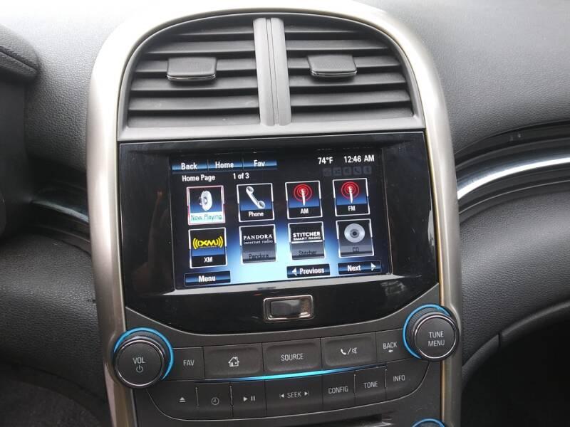2013 Chevrolet Malibu LT 4dr Sedan w/1LT - Alpharetta GA