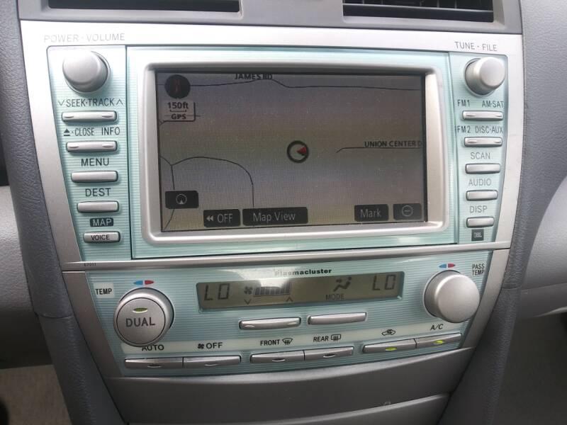 2009 Toyota Camry Hybrid 4dr Sedan - Alpharetta GA