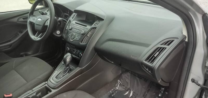 2015 Ford Focus S 4dr Sedan - Alpharetta GA