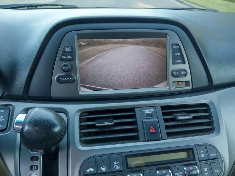 2007 Honda Odyssey Touring 4dr Mini-Van w/DVD and Navi - Alpharetta GA