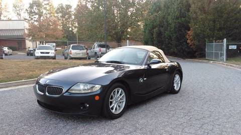 2005 BMW Z4 for sale in Alpharetta, GA