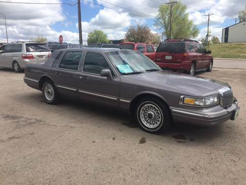 1996 Lincoln Town Car for sale in Belle Fourche, SD
