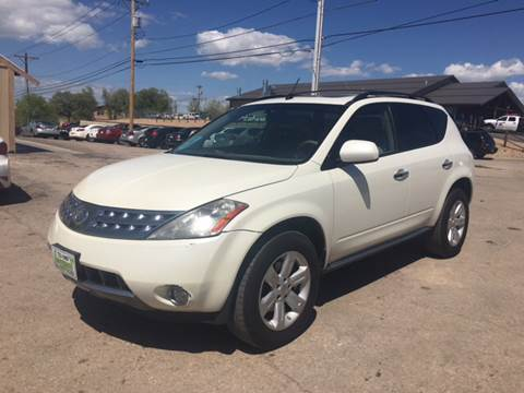 2006 Nissan Murano for sale at Independent Auto in Belle Fourche SD