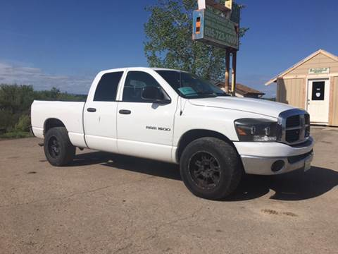 2007 Dodge Ram Pickup 1500 for sale at Independent Auto in Belle Fourche SD