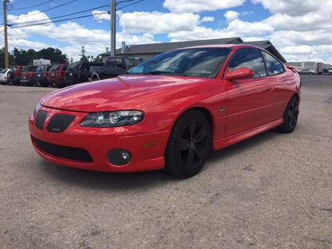 2004 Pontiac GTO for sale at Independent Auto in Belle Fourche SD