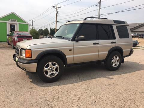 2000 Land Rover Discovery Series II for sale at Independent Auto in Belle Fourche SD