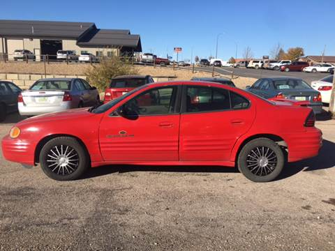 2002 Pontiac Grand Am for sale in Belle Fourche, SD