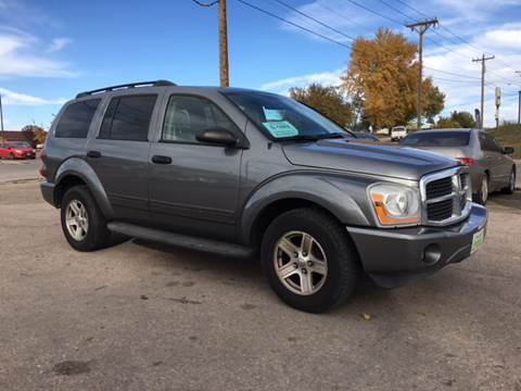 2005 Dodge Durango for sale at Independent Auto in Belle Fourche SD