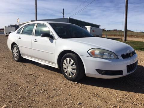 2010 Chevrolet Impala for sale at Independent Auto in Belle Fourche SD