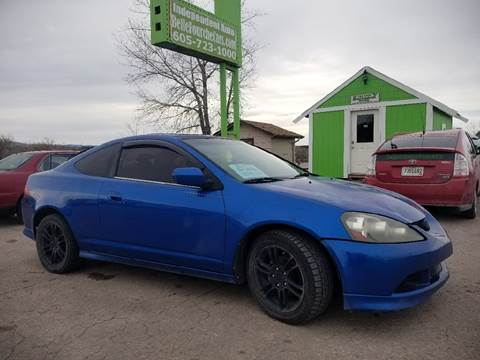 2005 Acura RSX for sale at Independent Auto in Belle Fourche SD