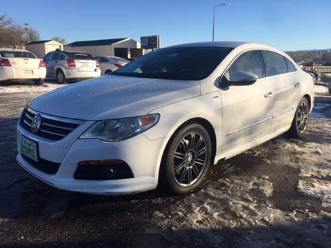 2010 Volkswagen CC for sale at Independent Auto in Belle Fourche SD