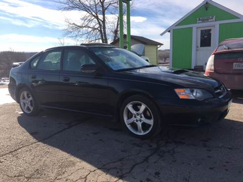 2005 Subaru Legacy for sale at Independent Auto in Belle Fourche SD