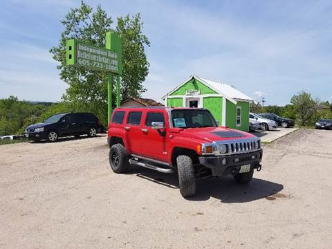 2007 HUMMER H3 for sale at Independent Auto in Belle Fourche SD