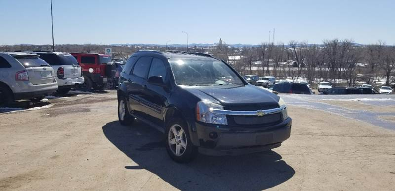 2006 Chevrolet Equinox For Sale At Independent Auto In Belle Fourche SD