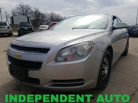 2008 Chevrolet Malibu for sale at Independent Auto in Belle Fourche SD