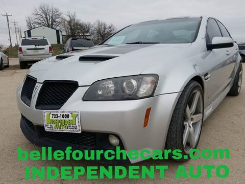 2009 Pontiac G8 for sale at Independent Auto in Belle Fourche SD