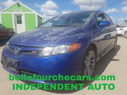 2007 Honda Civic for sale at Independent Auto in Belle Fourche SD