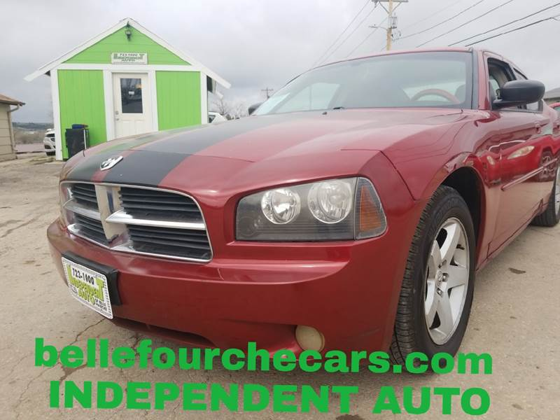 2006 Dodge Charger Se In Belle Fourche Sd Independent Auto