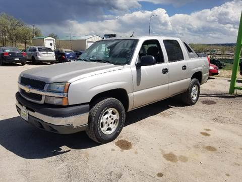 2005 Chevrolet Avalanche for sale at Independent Auto in Belle Fourche SD