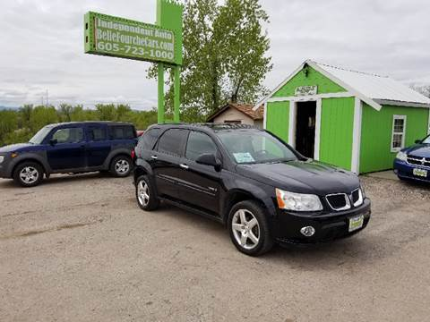 2008 Pontiac Torrent for sale in Belle Fourche, SD