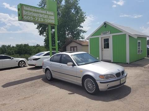 2003 BMW 3 Series for sale at Independent Auto in Belle Fourche SD