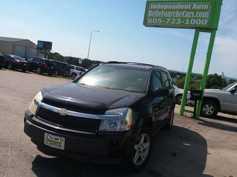 2005 Chevrolet Equinox for sale at Independent Auto in Belle Fourche SD