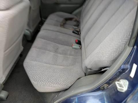 2002 Suzuki Grand Vitara