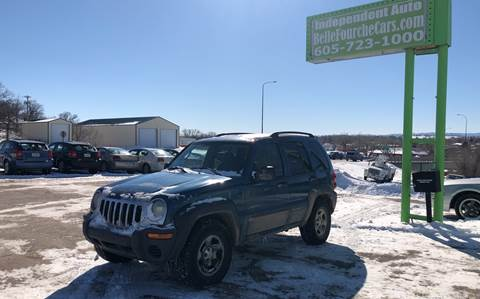 2004 Jeep Liberty for sale in Belle Fourche, SD