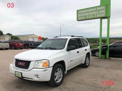 2003 GMC Envoy for sale in Belle Fourche, SD