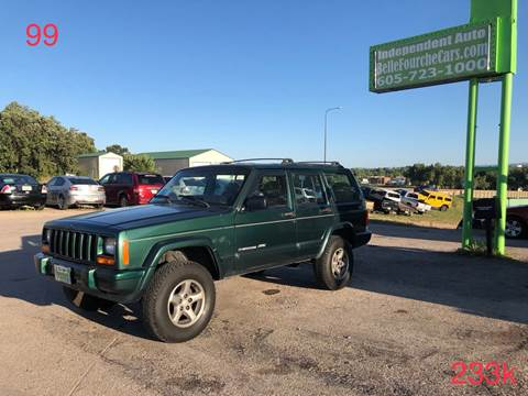 1999 Jeep Cherokee for sale in Belle Fourche, SD