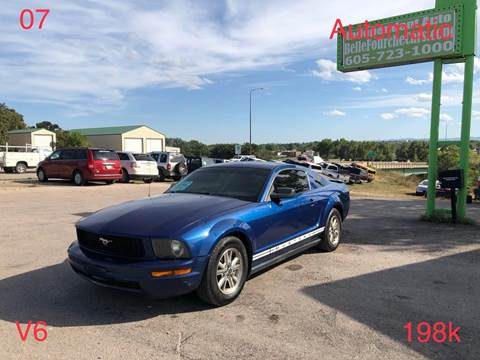 2007 Ford Mustang for sale in Belle Fourche, SD